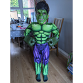 Hulk - strong and mighty
