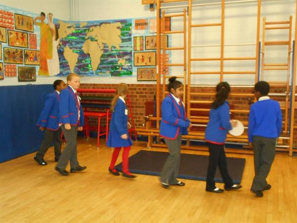 Re-enacting the Ship Burial at Sutton Hoo