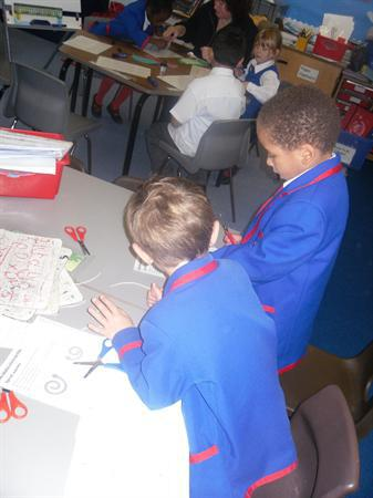 Measuring lengths in Maths