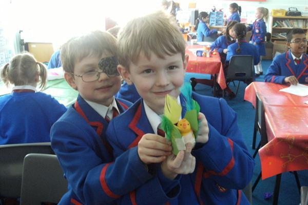 Our flying kiwi birds