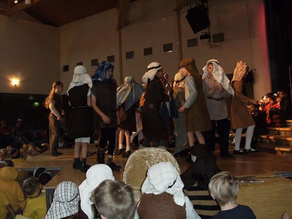 Christmas performance 2012-13