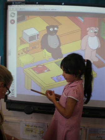 Problem solving for the three bears