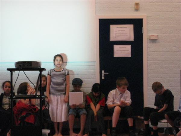 Year 6 Class Assembly