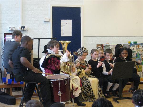Tudors Class Assembly