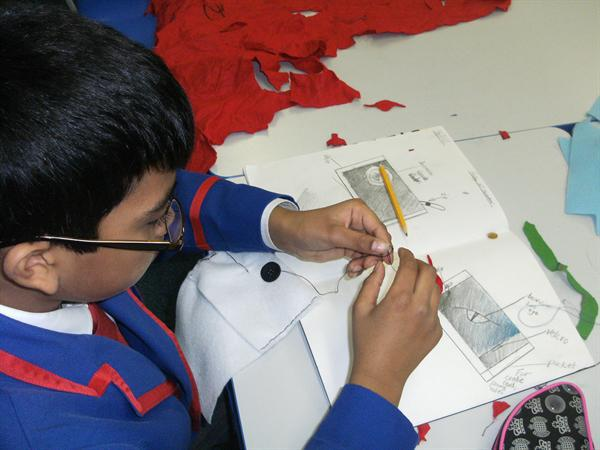 Sewing our way to success
