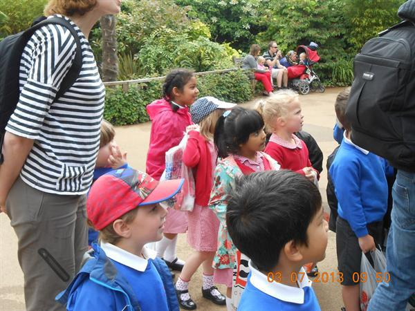 Our amazing trip to Cotswold Wildlife Park