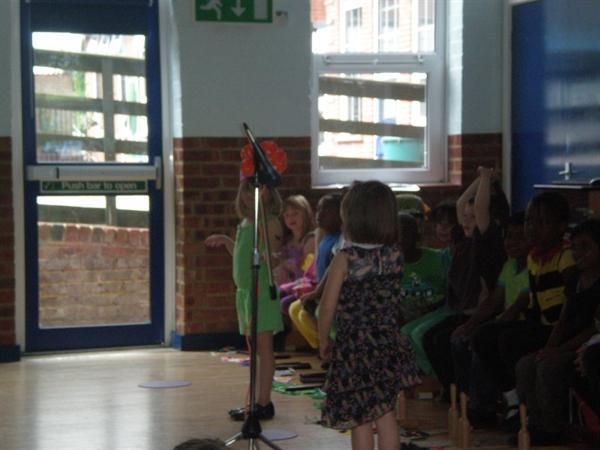 Our school assembly