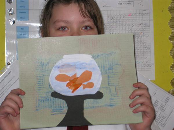 Matisse 'Goldfish'