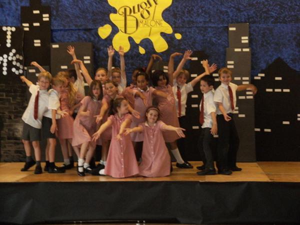 Charleston Dancing