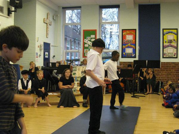 Y6 Class Collective Worship 11.11.11