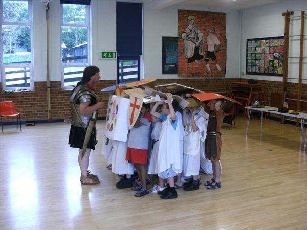 Roman Day 14/07/2010