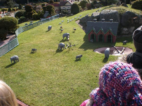 Our First School Trip to the Model Village