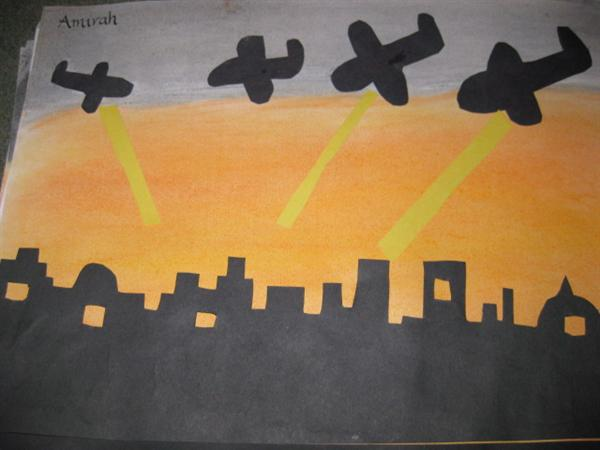 Blitz Artwork