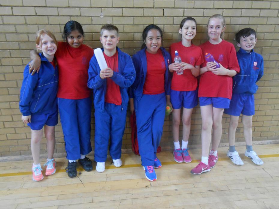 Rounders players