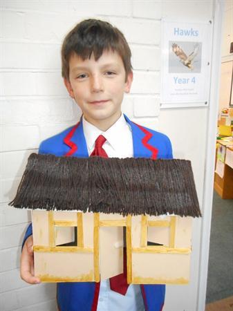 Anglo-Saxon Houses