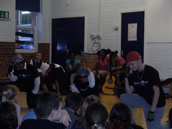 Year 6 Collective Worship