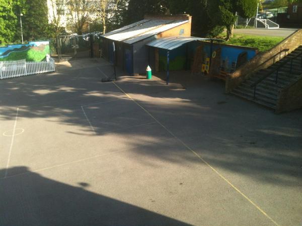 The Playground Areas