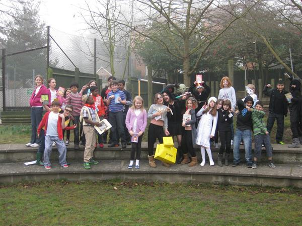 World Book Day 2012