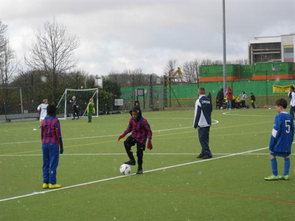 Football Tournament 2010