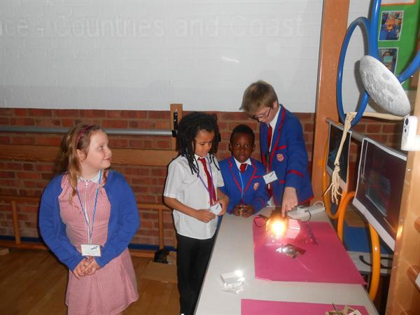 Science Week was fun!