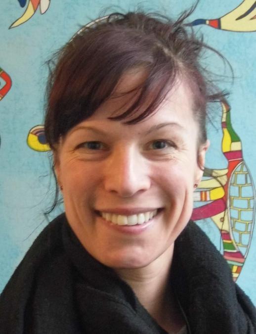 Head and shoulders image of Miss Wyatt.
