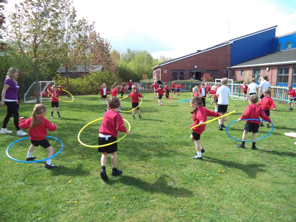 Sponsored Hula Hoop May 2015