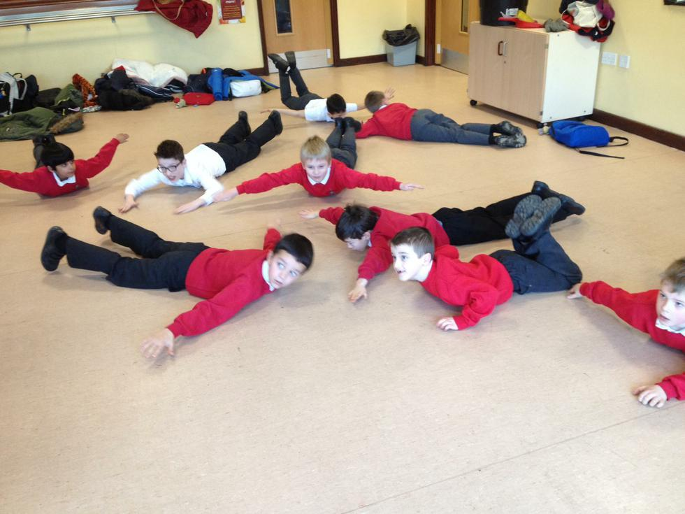 Space Apprentices at Hillmead