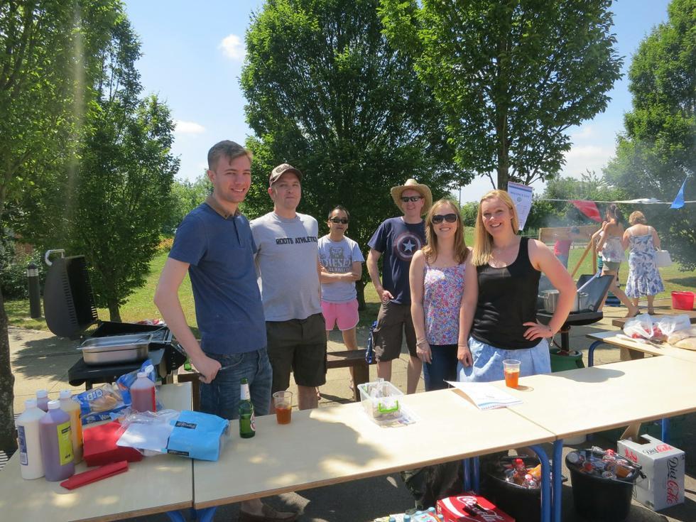 Summer Fete 2015