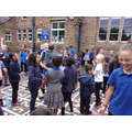 We all enjoyed a great disco!