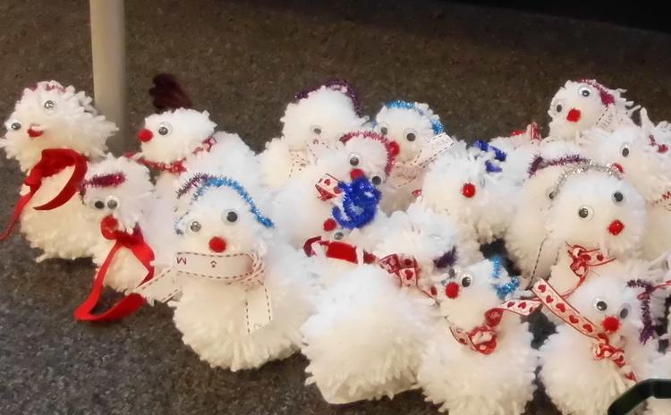 Jolly Snowmen