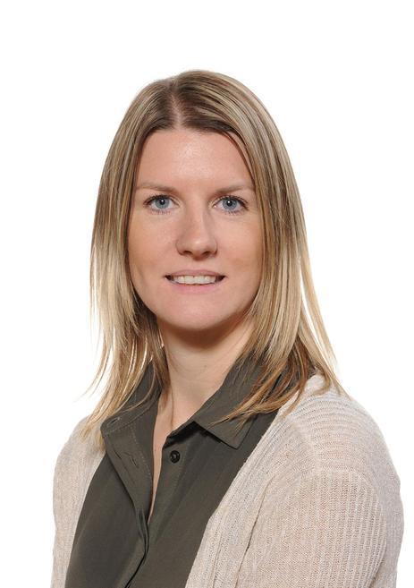 Mrs Turner - Purple Class Teaching Assistant