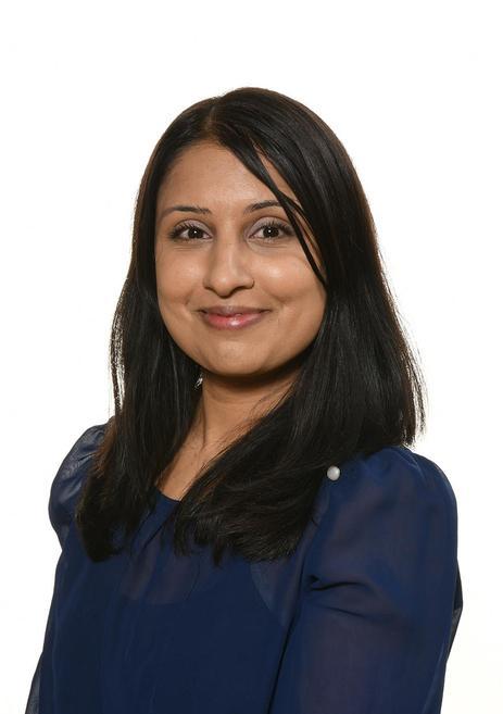 Ms Dhokia - Blue Class Teacher