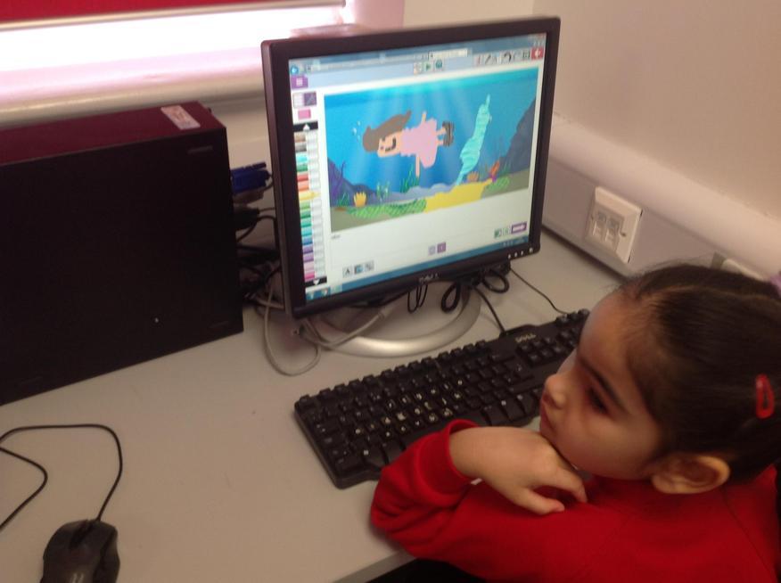 Reception ICT Lessons