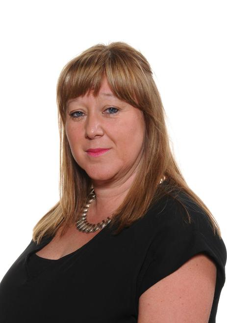 Mrs Whiting - Silver Teaching Assistant