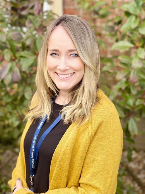Heidi Wylde - SEN Teaching Assistant Mon-Weds