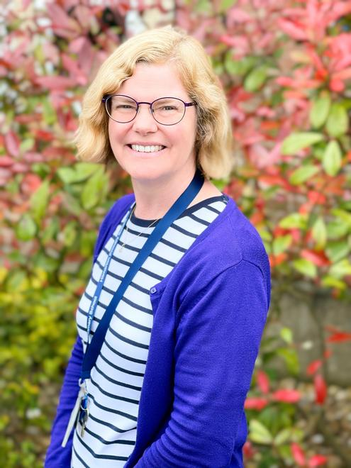 Linda Edgecumbe - Assistant Headteacher