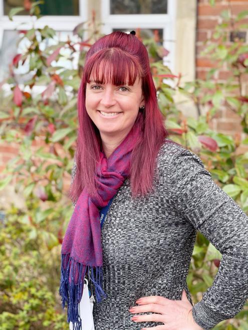 Lisa Rogers - Teaching Assistant