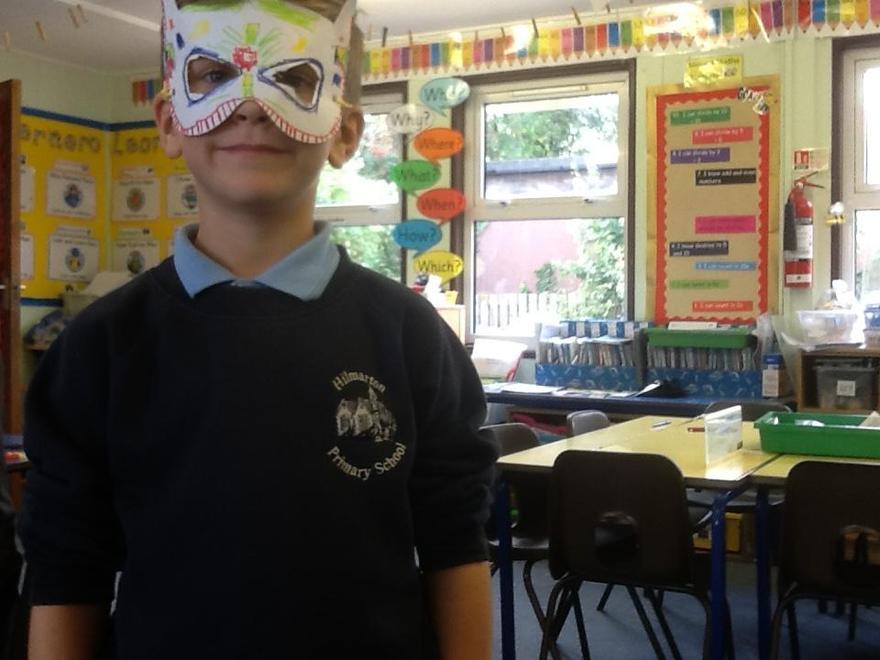 Suerhero masks