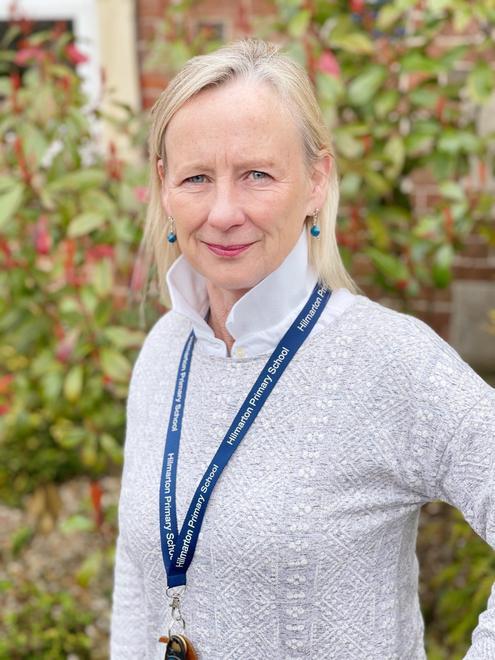 Teresa Jones - Teaching Assistant
