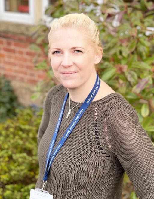 Beth Wilson - School Bursar