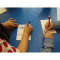 Recogising the French flag - creating our own.