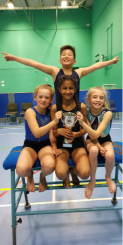 Year 6 - 1st Place