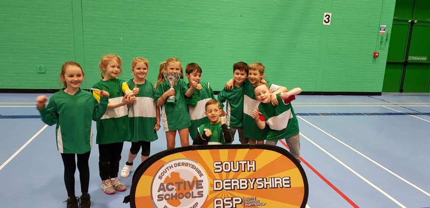 Y2 Indoor Athletics Champions 2019
