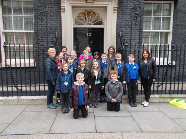 Learning about British Democracy in London