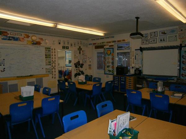 Kestrels Classroom