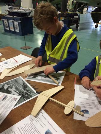 Making model planes