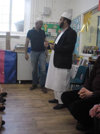 Muslim Association Visit