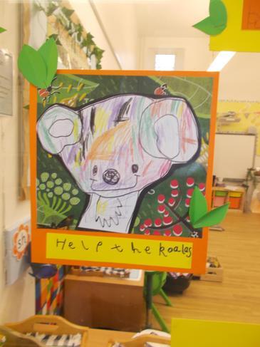 Helping Others Koala Appeal