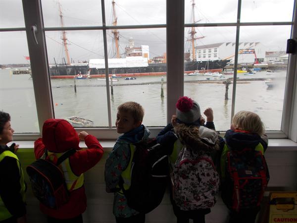 Portsmouth Historic Dockyard Visit