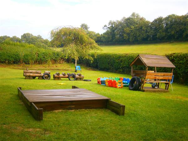 Early Years Outside play area
